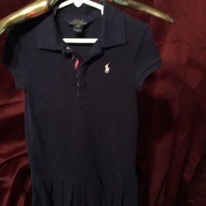 Navy blue Polo Ralph Lauren dress